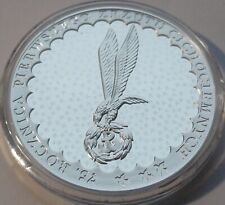10 ZLOTYCH POLAND 2016 75th Ann of the First Drop of Cichociemni Paratroopers