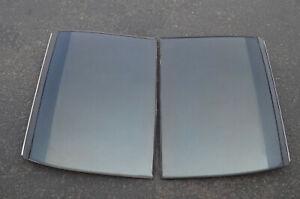 1978/81 MONTE CARLO Regal T-Top Glass Panel Set Lh Rh OEM MIRRORED