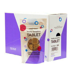 Confectious Totally Tempting Tablet - Handmade Daily - Scottish Tablet