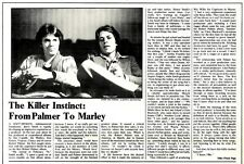 SL20/2/76p10 Article & Picture : The Killer instinct from robert palmer to bob m