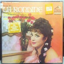 PRADELLI puccini la boheme 2 LP Box Set Sealed LSC 7048 Vinyl 1967 RCA Stereo