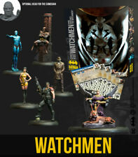 WATCHMEN  Resin Model Kit  Batman Miniatures  km35-res(140--------145)