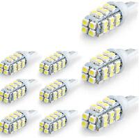 10X T10 168 194 W5W 28 SMD LED Wedge Light Bulb Lamp 12 V for Car RV Light RCAA