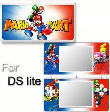 SUPER MARIO KART SKIN STICKER VINYL for STICKER DS Lite