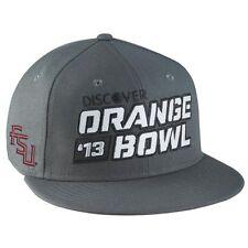 Florida State Seminoles 2013 Orange Bowl Snapback hat Nike new Noles FSU NCAA