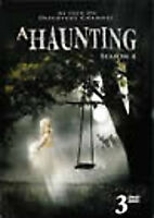 A HAUNTING COMPLETE SEASON 4 New Sealed 3 DVD Set