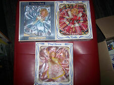 Vintage Lot of 3 Dream Dolls in Box!!!! Play House Dolls!