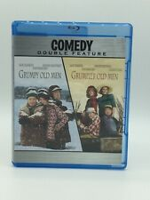 Grumpy Old Men/Grumpier Old Men-DOUBLE FEATURE (Blu-ray Disc ONLY, 2010)