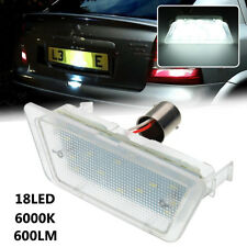 6000K 18LED Rear License Number Plate Light E-mark For Vauxhall Opel Astra G MK4
