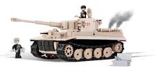 Construction Toy Small Army Tank Tiger I World of Tanks Building Bricks