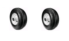 2 PK. Exmark Caster Wheel Assem W/Bearings 4 Ply Tubless, 634662,1-634662,(G46)