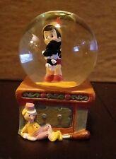 Retired Disney Pinocchio Snow Globe