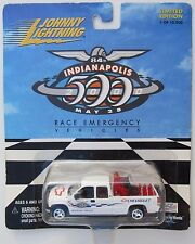 JL INDIANAPOLIS 500 RACE EMERGENCY VEHICLES SILVERADO OFFICIAL TRUCK 1/10,000