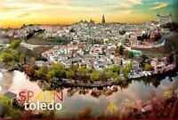 Toledo Spanien Spain Foto Magnet Souvenir Fridge,New
