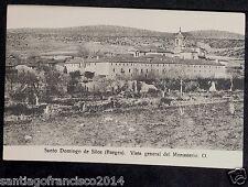 1726.-BURGOS -Santo Domingo de Silos. Vista general del Monasterio O.