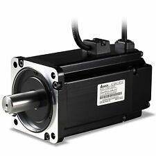 Delta ECMA-C21310QS AC Servo Motor with Brake 220V 1kW 2000RPM 130mm