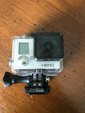 GoPro Hero 3 - White Edition Plus Case, Mounting Accessories. Great Condition!