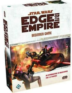 Star Wars: Edge of the Empire RPG - Beginners Game Complete - Brand NEW
