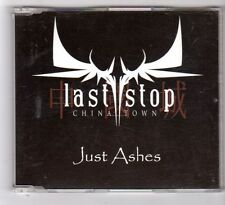 (GB73) Last Stop China Town, Just Ashes - 2006 CD