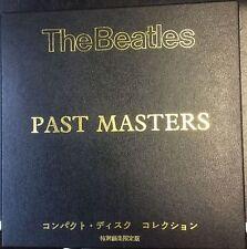 Beatles, the Black Box past Masters vol. 1 & 2 Ltd./numbered box-set CD No. 1878