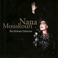 Nana Mouskouri - The Ultimate Collection (NEW CD)
