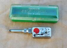 Rainbow Self Timer Camera Shutter Release Made Japan w/ box