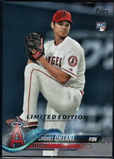 2018 Topps Baseball Limited Edition - Pick A Player - Cards 501-700