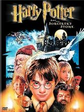 Harry Potter and the Sorcerers Stone DVD 2-Disc Set VERY GOOD