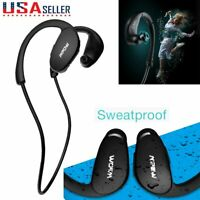 Mpow Bluetooth Earbuds Wireless Headphones HD Stereo Running Sports Gym Headset