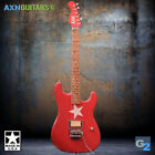 AXN™ Model2 Red Star Guitar: Pre Order : for sale