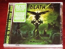 Death Is Just The Beginning MMXVIII CD 2018 Benediction Nuclear Blast NB USA NEW