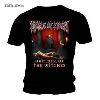 Official T Shirt Cradle of Filth Metal TOUR '15 Inquisitional Torture All Sizes
