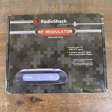 New listing New Nib Radio Shack 15-2526 Video Component Adapter Rf Modulator