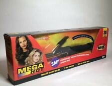 Spring curling iron mega hot 3/4 professional variable temperature