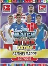 Match Attax 17 18 Extra ( 10 Karten aussuchen )