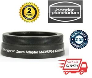 Baader Hyperion Zoom M43/SP54 Adaptor Ring 2958086 (UK Stock)