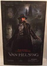 """Van Helsing Movie By Sideshow - 12"""" Gabriel Van Helsing Hugh Jackamn MISB"""