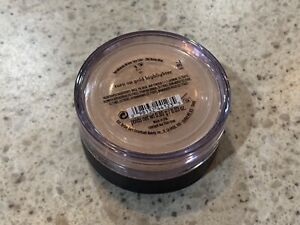 Bare Minerals Escentuals Turn On Gold Highlighter Full Size