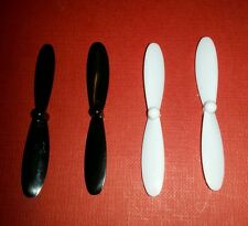 Replacement Propeller Blades for Hubsan H107C / H107D / H107L QUADCOPTER HELI 47