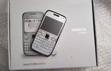 Nokia E72 - White (Unlocked) Smartphone