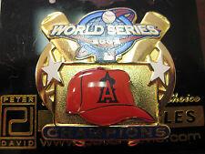 Anaheim Angels 2002 World Series Champs Pin