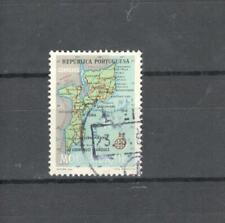 N°448 - MOZAMBICO 1954 - MAZZETTA DI 5 CARTA - VEDI FOTO