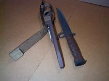 Usmc Bayonet & Scabbard Okc-3S,Latest issue,New-1ea-