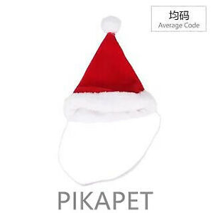 NEW Pet Christmas Hat For Cat Dog Christmas Accessories For Pet AU STOCK