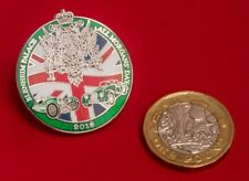 5 Pin Badges All Morgans' Day 2018 In Support of Combat Stress Charity