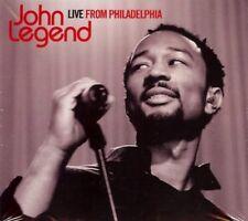 John Legend - Live from Philadelphia - CD + DVD, NTSC, Region: 0