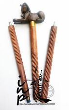Head of the SPHINX handle walking stick Vintage Collectibles Cane Classic Style