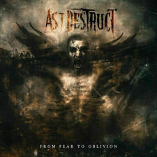 As I Destruct From Fear To Oblivion CD 2018 Australian Melodic Death Metal