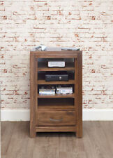 Walnut Contemporary Entertainment Units
