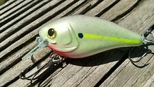 CUSTOM PAINTED LUCKYCRAFT RC 1.5 CRANKBAIT FISHING LURE SUMMER SHAD BAIT